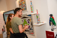 Belvedere Celebrates (RED) and Partnership with South African Artist, Esther Mahlangu at Ace Gallery in Los Angeles [Cocktail Reception] #14