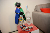 Belvedere Celebrates (RED) and Partnership with South African Artist, Esther Mahlangu at Ace Gallery in Los Angeles [Cocktail Reception] #18