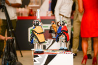 Belvedere Celebrates (RED) and Partnership with South African Artist, Esther Mahlangu at Ace Gallery in Los Angeles [Cocktail Reception] #22