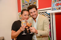 Belvedere Celebrates (RED) and Partnership with South African Artist, Esther Mahlangu at Ace Gallery in Los Angeles [Cocktail Reception] #54