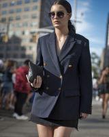 NYFW Street Style: Day 4 #1