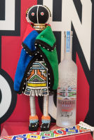 Belvedere Celebrates (RED) and Partnership with South African Artist, Esther Mahlangu at the Dusable Museum in Chicago #7