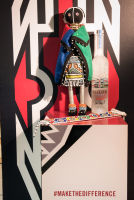 Belvedere Celebrates (RED) and Partnership with South African Artist, Esther Mahlangu at the Dusable Museum in Chicago #4