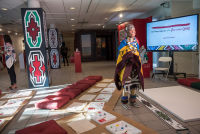 Belvedere Celebrates (RED) and Partnership with South African Artist, Esther Mahlangu at the Dusable Museum in Chicago #13