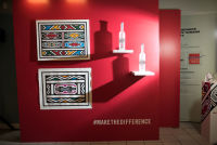Belvedere Celebrates (RED) and Partnership with South African Artist, Esther Mahlangu at the Dusable Museum in Chicago #10
