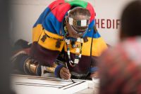 Belvedere Celebrates (RED) and Partnership with South African Artist, Esther Mahlangu at the Dusable Museum in Chicago #67