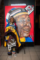 Belvedere Celebrates (RED) and Partnership with South African Artist, Esther Mahlangu at the Dusable Museum in Chicago #133