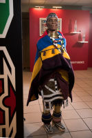 Belvedere Celebrates (RED) and Partnership with South African Artist, Esther Mahlangu at the Dusable Museum in Chicago #150
