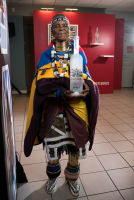 Belvedere Celebrates (RED) and Partnership with South African Artist, Esther Mahlangu at the Dusable Museum in Chicago #147