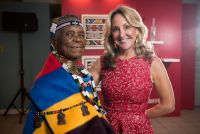 Belvedere Celebrates (RED) and Partnership with South African Artist, Esther Mahlangu at the Dusable Museum in Chicago #151