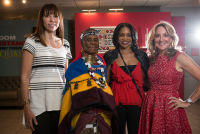Belvedere Celebrates (RED) and Partnership with South African Artist, Esther Mahlangu at the Dusable Museum in Chicago #157