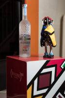 Belvedere Celebrates (RED) and Partnership with South African Artist, Esther Mahlangu at the Dusable Museum in Chicago #154