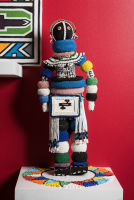 Belvedere Celebrates (RED) and Partnership with South African Artist, Esther Mahlangu at the Dusable Museum in Chicago #156