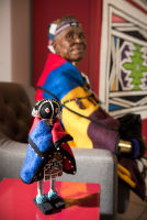 Belvedere Celebrates (RED) and Partnership with South African Artist, Esther Mahlangu at the Dusable Museum in Chicago #162