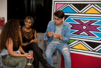 Belvedere Celebrates (RED) and Partnership with South African Artist, Esther Mahlangu at the Dusable Museum in Chicago #212