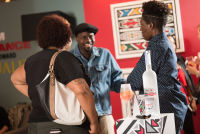 Belvedere Celebrates (RED) and Partnership with South African Artist, Esther Mahlangu at the Dusable Museum in Chicago #272