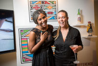 Belvedere Celebrates (RED) and Partnership with South African Artist, Esther Mahlangu at the Dusable Museum in Chicago #289