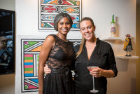 Belvedere Celebrates (RED) and Partnership with South African Artist, Esther Mahlangu at the Dusable Museum in Chicago #294