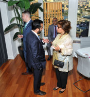 Platinum Properties and Cathy Hobbs Design Recipes present What's New...What's Next at 15 William Street, Penthouse 2 #54