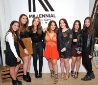 MILLENIAL launch party #138