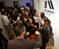 MILLENIAL launch party #281
