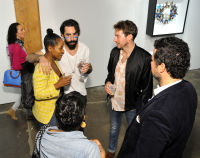 Cecil: A Love Story exhibition opening at Joseph Gross Gallery #6