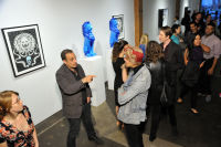 Cecil: A Love Story exhibition opening at Joseph Gross Gallery #7