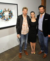 Cecil: A Love Story exhibition opening at Joseph Gross Gallery #8