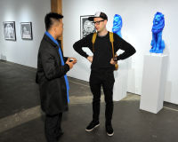 Cecil: A Love Story exhibition opening at Joseph Gross Gallery #17