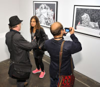Cecil: A Love Story exhibition opening at Joseph Gross Gallery #24