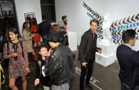 Cecil: A Love Story exhibition opening at Joseph Gross Gallery #28