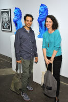 Cecil: A Love Story exhibition opening at Joseph Gross Gallery #30