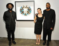 Cecil: A Love Story exhibition opening at Joseph Gross Gallery #51