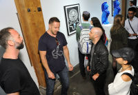 Cecil: A Love Story exhibition opening at Joseph Gross Gallery #66