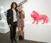 Cecil: A Love Story exhibition opening at Joseph Gross Gallery #86