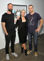 Cecil: A Love Story exhibition opening at Joseph Gross Gallery #88