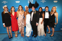 LOS ANGELES, CA - OCTOBER 27:  LOS ANGELES, CA - OCTOBER 27 UNICEF Masquerade Ball Event Committee :(L-R)  Danielle Gano, Ahna O'Reilly, Kelly Wilson, Danielle Simmons, Matthew Herna, Yasmin Coffey,  Gabrielle Lardiere and Bonner Campbell at the fourth annual UNICEF Next Generation Masquerade Ball on October 27, 2016 in Los Angeles, California.  (Photo by Tommaso Boddi/Getty Images for U.S. Fund for UNICEF)