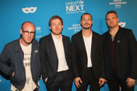 LOS ANGELES, CA - OCTOBER 27:  (L-R) Musicians of The Cold War Kids, Matt Maust, Matthew Schwartz, David Quon and  Nathan Willett at the fourth annual UNICEF Next Generation Masquerade Ball on October 27, 2016 in Los Angeles, California.  (Photo by Tommaso Boddi/Getty Images for U.S. Fund for UNICEF)