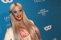 LOS ANGELES, CA - OCTOBER 27:  Model Gigi Gorgeous at the fourth annual UNICEF Next Generation Masquerade Ball on October 27, 2016 in Los Angeles, California.  (Photo by Tommaso Boddi/Getty Images for U.S. Fund for UNICEF)