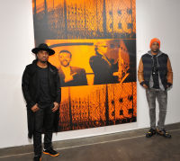 Orange Is The New Black exhibition opening at Joseph Gross Gallery #22