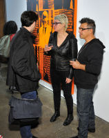 Orange Is The New Black exhibition opening at Joseph Gross Gallery #88