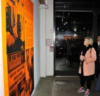 Orange Is The New Black exhibition opening at Joseph Gross Gallery #89