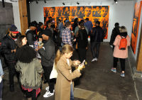 Orange Is The New Black exhibition opening at Joseph Gross Gallery #91