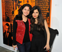 Orange Is The New Black exhibition opening at Joseph Gross Gallery #109