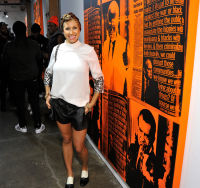Orange Is The New Black exhibition opening at Joseph Gross Gallery #110