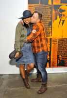 Orange Is The New Black exhibition opening at Joseph Gross Gallery #157