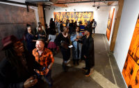 Orange Is The New Black exhibition opening at Joseph Gross Gallery #174
