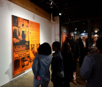 Orange Is The New Black exhibition opening at Joseph Gross Gallery #190