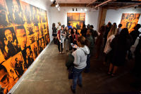 Orange Is The New Black exhibition opening at Joseph Gross Gallery #198
