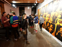 Orange Is The New Black exhibition opening at Joseph Gross Gallery #205